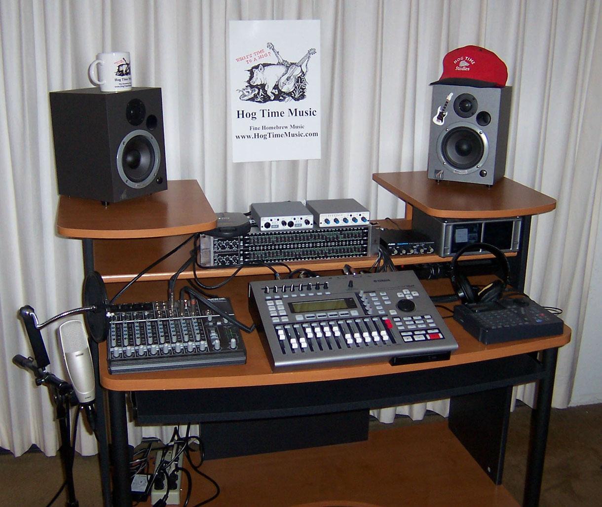 Hog Time Music   Studio